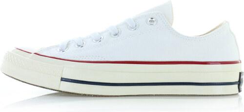 Converse Dámské bílé nízké tenisky Chuck Taylor All Star Chuck  70 Vintage  Canvas b7dfc6e1a0b