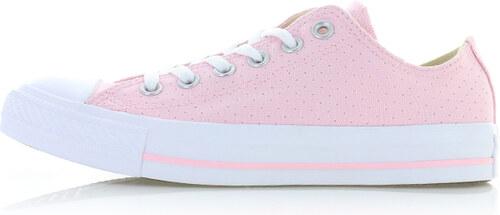 4d7748cf448 Converse Dámské růžové nízké tenisky Chuck Taylor All Star Sneakers ...