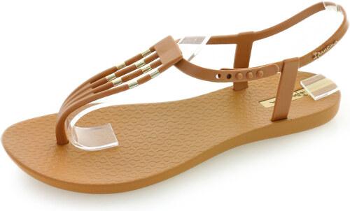 8a22ac2954 Ipanema Hnědé sandály Premium Sunray - Glami.cz