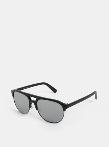 93290e937 Čierne slnečné okuliare so zrkadlovými sklami ONLY & SONS Display ...