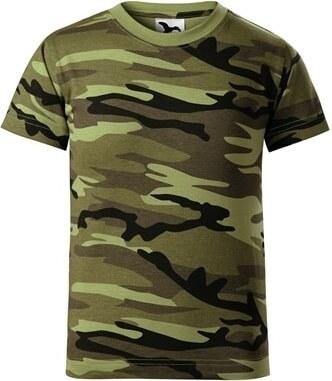 Adler Dětské maskáčové tričko Camouflage - Glami.cz 6fb7dc7d9f2