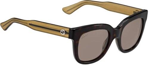 Gucci Dámske slnečné okuliare - GG 3748   S YU8 (CO) - Glami.sk b899d5427cc