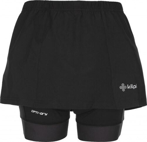 Dámská cyklistická sukně KILPI JOLA-W Černá 18 - Glami.cz ee8597e1d4