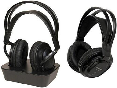 Vezeték nélküli Fejhallgató Panasonic RP-WF830WE (2db fejhallgató ... 37867d66a4