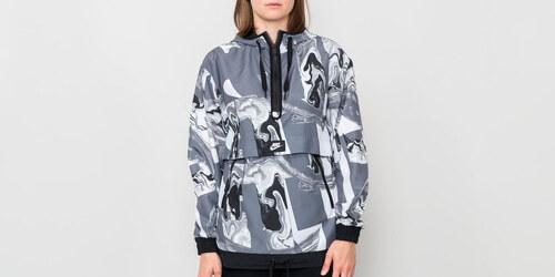 Nike Sportswear Marble All Over Print Jacket Gunsmoke  Black - Glami.sk 34b742ac838