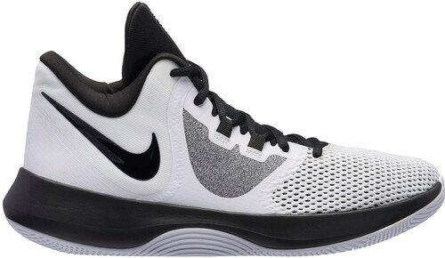 basketbalové boty boty Nike Air Precision 2 Sn82 White Black - Glami.cz 2c4e3db84a