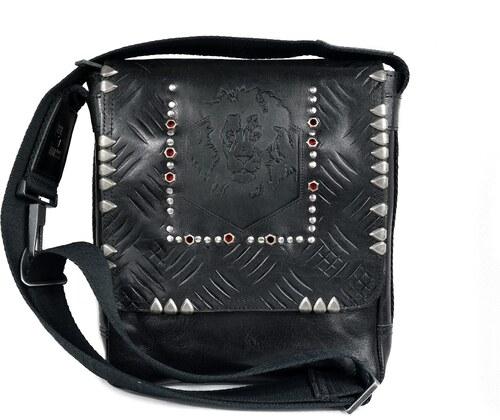 HOFFEbelts kožená taška cez rameno Cross X-3 - Glami.sk c6d60746c49