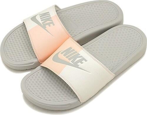 Šľapky Nike WMNS BENASSI JDI 343881-005 Veľkosť 42 EU - Glami.sk e03b54e50a8
