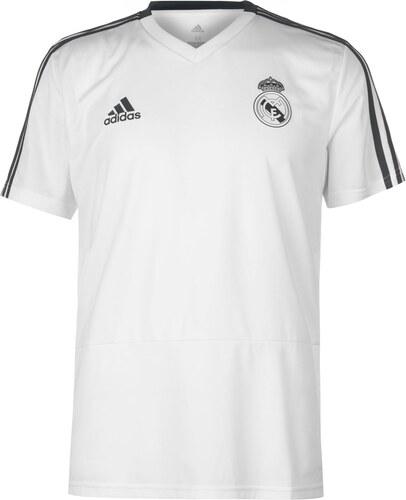 4cb1bbd0d Fotbalový dres adidas Real Madrid CF Training Jersey Mens - Glami.cz