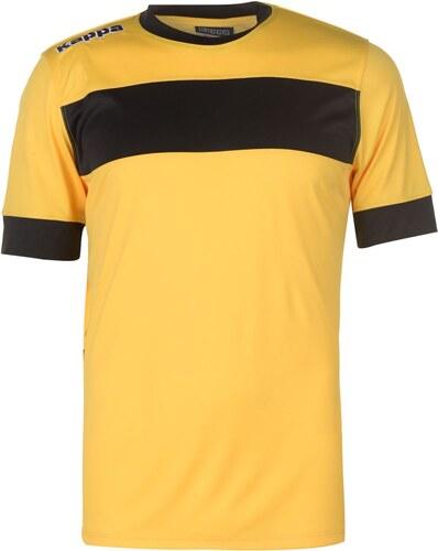 05c27a62503cb Pánske tričko Kappa Remilio Short Sleeve T Shirt Mens - Glami.sk