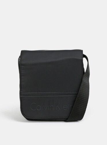 Černá pánská crossbody taška Calvin Klein Jeans - Glami.cz 135fc7ddce9