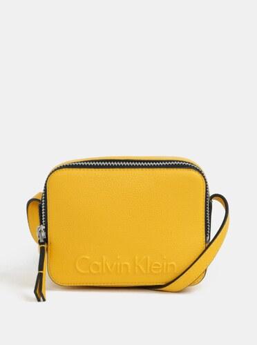 875aeccab6 Žltá malá crossbody kabelka Calvin Klein Jeans - Glami.sk
