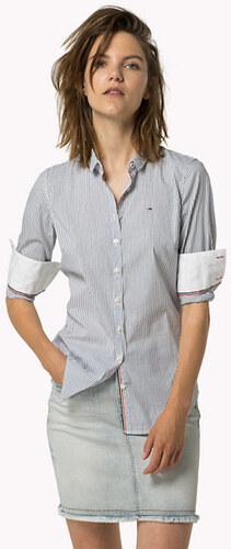 16be23489b Tommy Hilfiger dámska pruhovaná košeľa Basic - Glami.sk