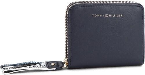 d1eaa99383 Malá Dámska Peňaženka TOMMY HILFIGER - Iconic Tommy Med Dbl AW0AW05499 901