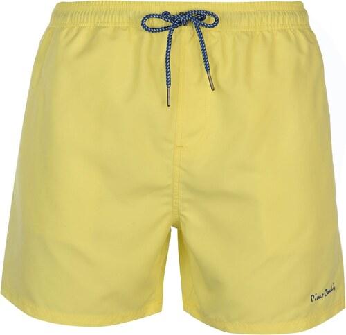 a3f27651ad6 Kraťasy koupací pánské Pierre Cardin Multi Coloured Yellow - Glami.cz