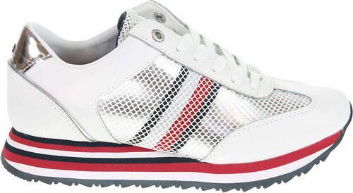ec3a4b6e4 Tommy Hilfiger dámská obuv FW0FW02450 100 white FW0FW02450 100 ...