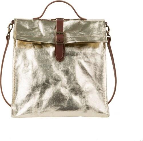 b3ed395d50 UASHMAMA Papierová metalická taška Lunch Bag - Glami.sk