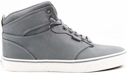 a16b061bb4 topánky VANS - Atwood Hi (Leather) Frost Gray Marshmallow (OEP) veľkosť   38.5