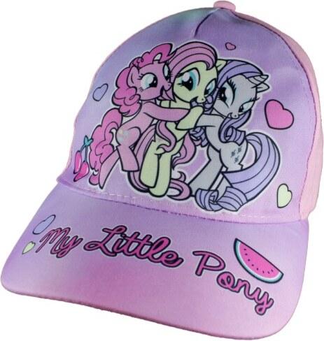 5f80d12ee E plus M Dievčenské šiltovka My Little Pony - svetlo ružová - Glami.sk