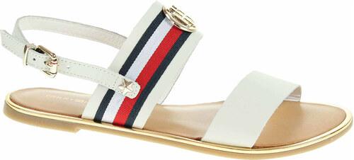 4fc845abe13e9 Dámské sandály Tommy Hilfiger FW0FW02811 whisper white FW0FW02811 121