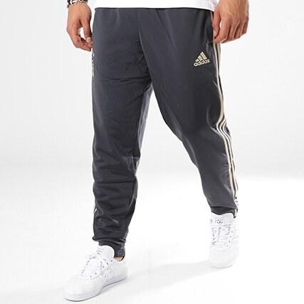 adidas - Pantalon Jogging Ajax Amsterdam CW8016 Gris Anthracite Beige b5cffca008c