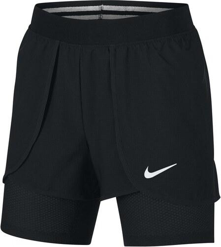 272b7b0bae4 -34% Dámské Kraťasy Nike W NK FLX BLISS SHORT GYM BLACK BLACK WHITE