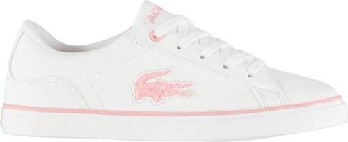 Lacoste Lerond Trainers White Pink 749431 - Glami.cz 9e4161bd6d