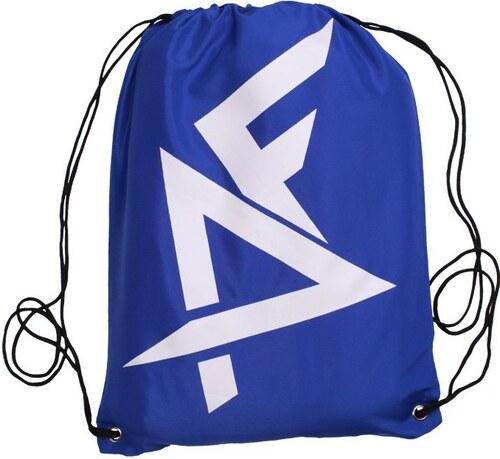 22f3d03c02 Aesthetic Fitness - športový vak na chrbát modrý - Glami.sk