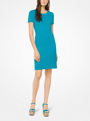 Dámské šaty Michael Kors Ruffled Dress - Glami.cz 758af82a427