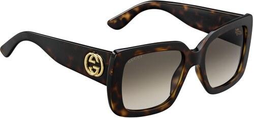 Dámske slnečné okuliare Gucci 3814 S LSD - Glami.sk 95a5c60d195