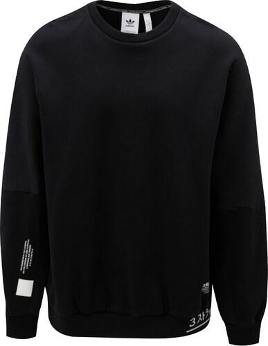 Černá pánská mikina s potiskem adidas Originals - Glami.cz 8dd484c746