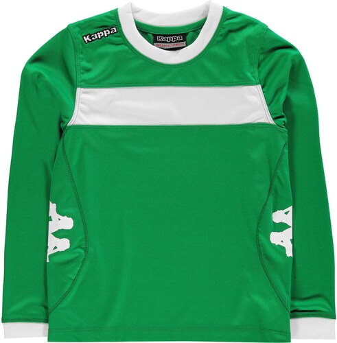 17b9c083a2ff Dres Kappa Remilio Long Sleeve T Shirt Junior Boys - Glami.sk