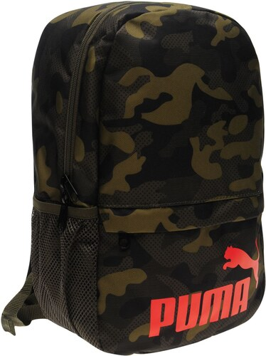 966b5a7aa0 Puma Mini Backpack Camo Print - Glami.cz