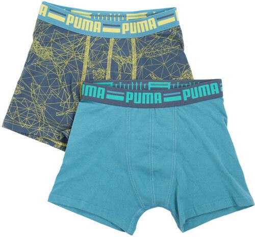 92ae43774 2PACK chlapecké boxerky Puma vícebarevné (555002001 203) - Glami.sk