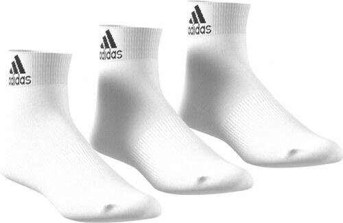 Ponožky adidas Performance PER ANKLE T 3 PÁRY (Biela) - Glami.sk e2b02e271d