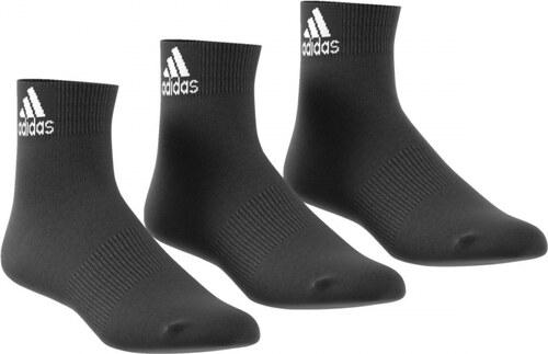 a49970e42aa Ponožky adidas Performance PER ANKLE T 3 PÁRY (Čierna) - Glami.sk