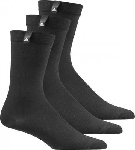 Ponožky adidas Performance PER LA CREW T 3 PÁRY (Čierna) - Glami.sk d7dabf36bc