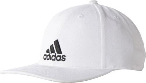 6aefa188a Šiltovka adidas Performance 6P CAP COTTON (Biela / Čierna) - Glami.sk