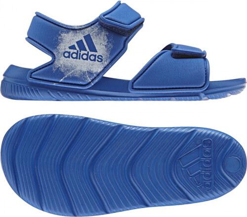 294aa3115e22 Detské sandále adidas Performance AltaSwim C (Modrá   Biela) - Glami.sk