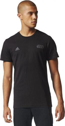 Tričko adidas Performance STAR WARS KYLO REN (Černá) - Glami.cz bcc6495d8a8