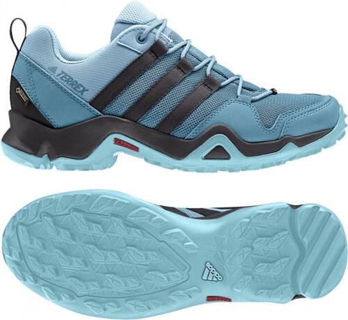 a79d3ba1d671 Dámske outdoorové topánky adidas Performance TERREX AX2R GTX W (Tmavo modrá    Čierna   Modrá