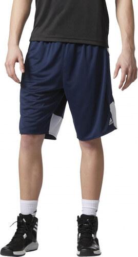 bcc4d180699b Krátke nohavice adidas Performance Crzy Expl short (Tmavo modrá   Biela)