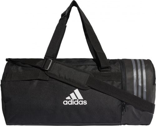 59e838efc0 Taška adidas Performance CVRT 3S DUF M (Čierna   Biela) - Glami.sk