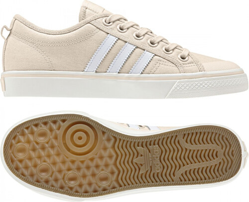 Dámske tenisky adidas Originals NIZZA W (Biela) - Glami.sk 97d7a2a32a3