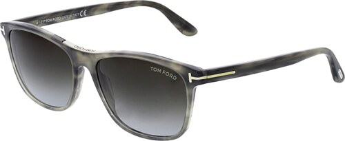 Tom Ford Férfi Napszemüveg Nicolo-02 FT0629-56B-58 Grey Rectangle ... 54ceca40ba