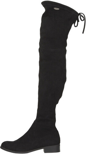 1fbea12d6a Big star dámske zimné čižmy so zipsom - čierne - Glami.sk