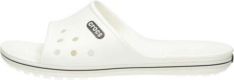 Crocs dámske pohodlné šľapky - biele - Glami.sk 939e7cd0666