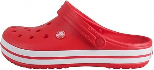 Crocs dámske šľapky - červené - Glami.sk de6f2c667b5