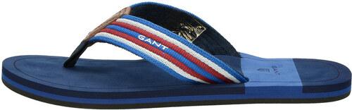 5e63885f2 Gant pánske šľapky - modré - Glami.sk