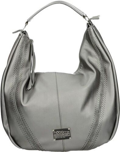Nóbo dámska elegantná kabelka - strieborná - Glami.sk 09a25879e51